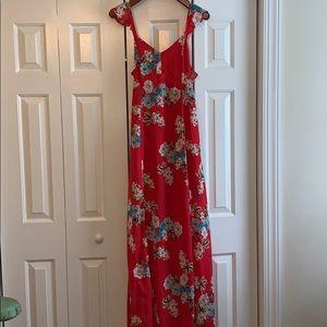 Entro Maxi Dress
